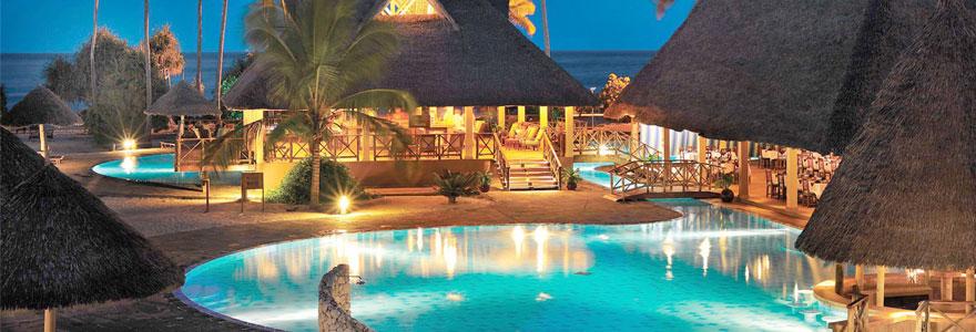 trouve l'île de Zanzibar